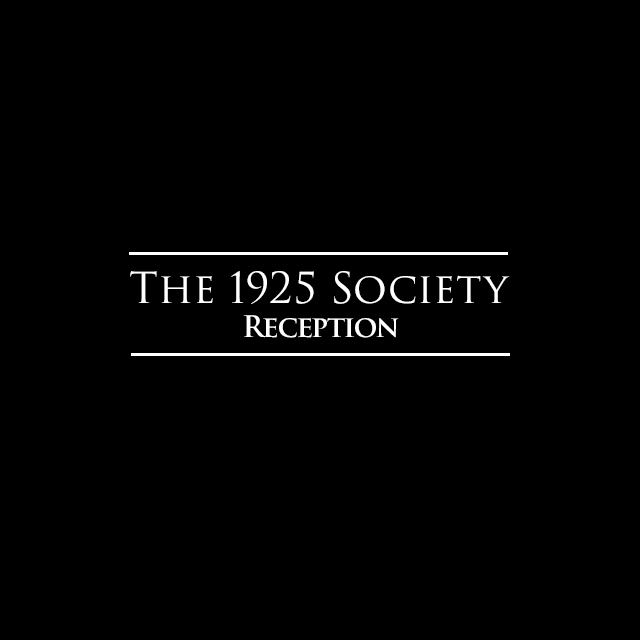 1925 Society Reception