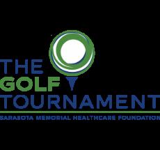 The Golf Tournament logo