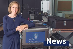 The Healthcare Foundation Receives $300,000 Gift from Deb Kabinoff in Support of Multi-Media Studio at SMH