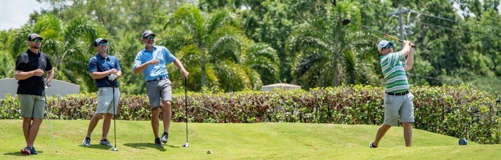 The Golf Tournament