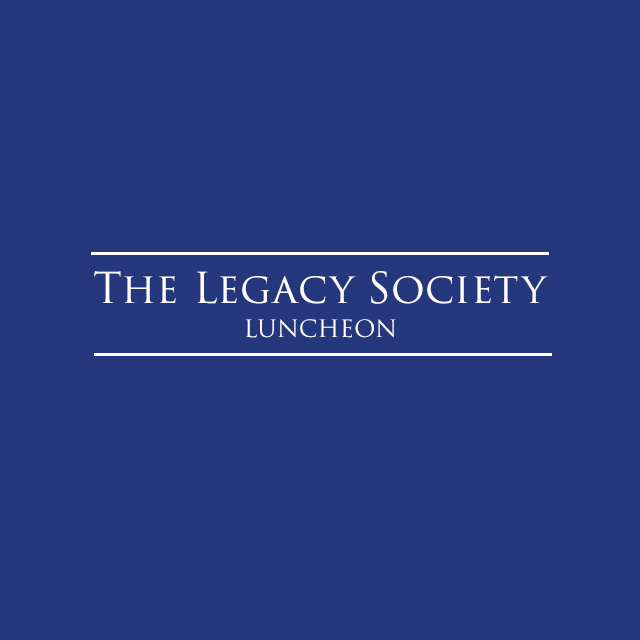 Legacy Society Luncheon