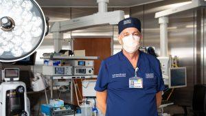 David Patterson, Associate Chief Nursing Officer