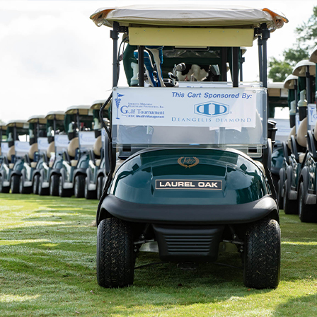 The Golf Tournament 2019